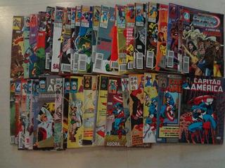 Capitão América 1983 Abril 1 ª Série 51 Hq Gibis Raros