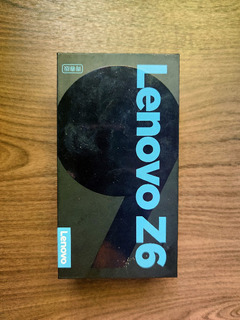 Smartphone Lenovo Z6 Lite