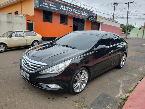 Hyundai Sonata 2.4 16v Aut. 4p 2013