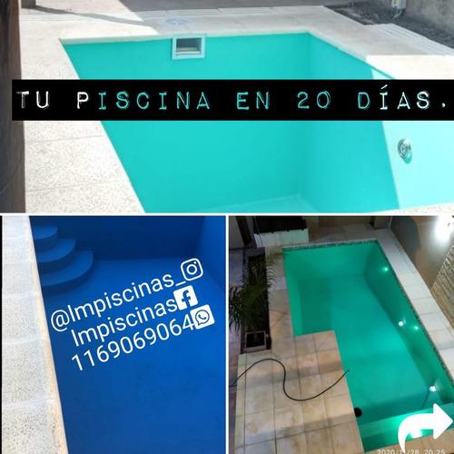 Imagen 1 de 6 de Construcción De Piscinas, Reparación Y Reformas.