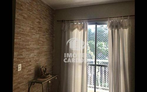 Imagem 1 de 14 de Apartamento Com 2 Dormitórios À Venda, 49 M² Por R$ 330.000 - Jardim Íris - São Paulo/sp - Ap0322