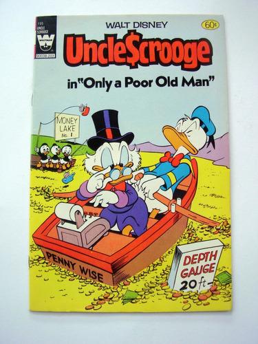 Scrooge Primer Comic Tio Rico Gilito Mcpato Uncle