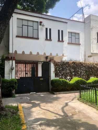 Renta Casa En Narvarte