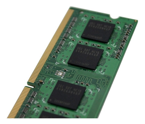 Memoria Samsung 2gb Ddr3 1066 / 1333 / 1600mhz Net /notebook