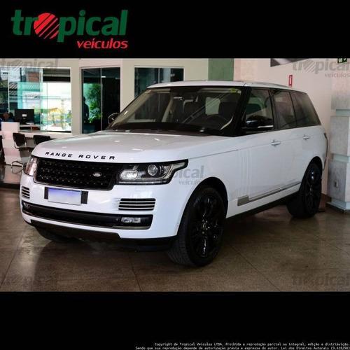 Land Rover Range Rover Vogue 5.0 Supercharged 4x4 V8 32v