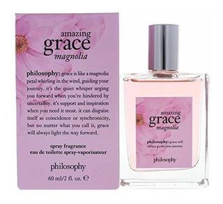 Filosofãa Amazing Grace Magnolia Por Filosofãa Para Mu