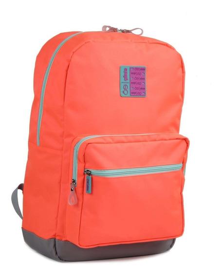Backpack Porta Laptop 14 Pulgadas Cloe Girls Niña