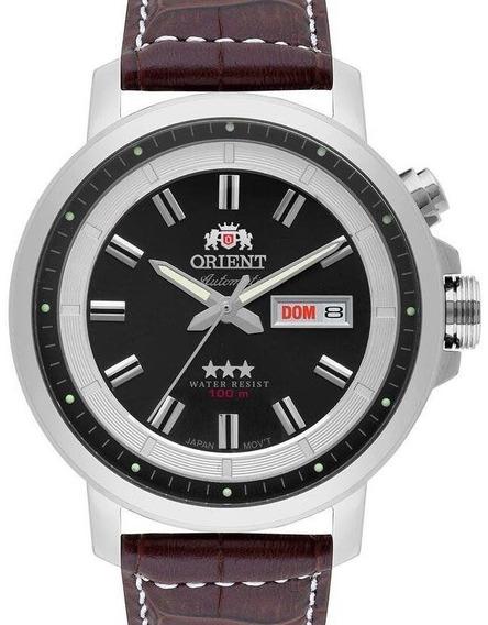Relógio Orient Automático Masculino 469ss080 P1mx