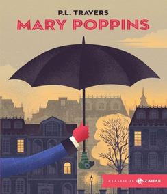 Mary Poppins - Livro De Bolso