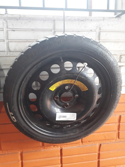 Estepe Fino Chevrolet Prisma Onix T115/70r16 92m Original