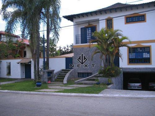 Casa, 1030 M² - Venda Por R$ 3.800.000,00 Ou Aluguel Por R$ 30.000,00/mês - Alphaville - Santana De Parnaíba/sp - Ca0104