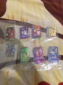 Cards Digimon Elma Chips - Coleção Completa
