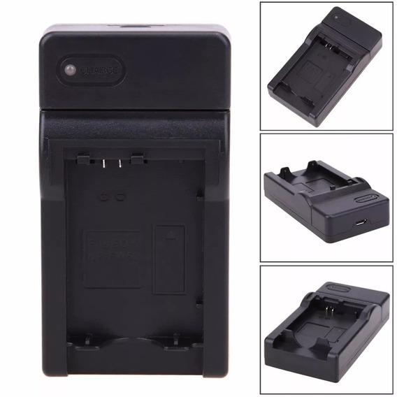 Carregador De Bateria Fw50 P/ Sony Nex-5 5a 5c 5d 5db 5k 5n