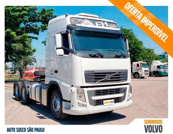 Volvo Fh 540 6x4 - Km 386.363 2014/2015