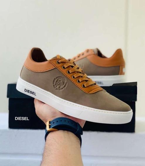 Tenis Zapatos Diesel Para Hombre