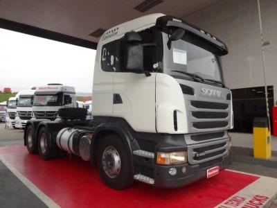 Scania R 440 Automático 6x4 2014 Selectrucks