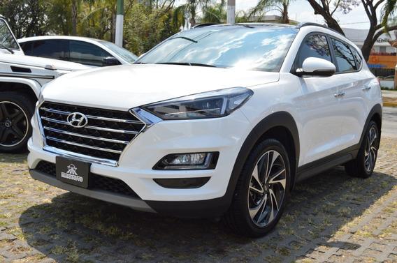 Hyundai Tucson 2019 Limited Tech Blanco