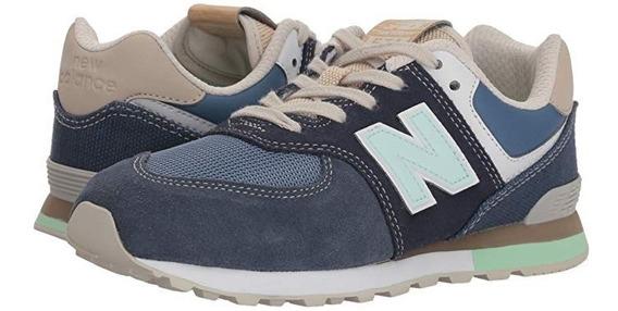 New Balance 574 Tri Blue Unisex