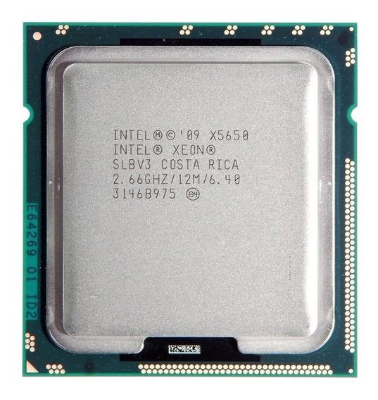 Intel Xeon Hexacore X5650 12 Procesadores