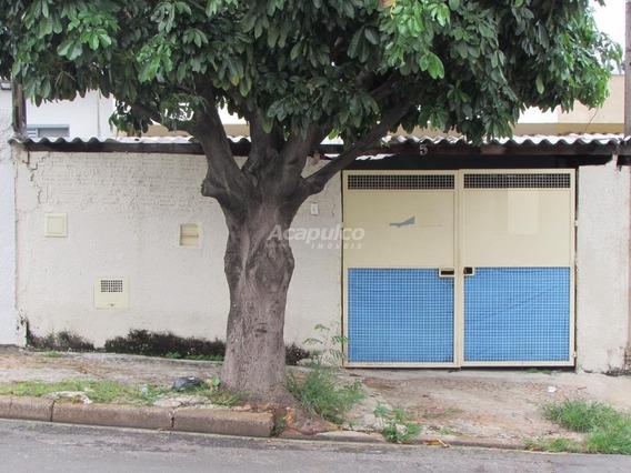 Casa Para Aluguel, 2 Quartos, 2 Vagas, Cidade Jardim Ii - Americana/sp - 16376