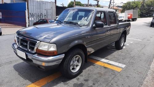 Ford Ranger 4x4 Xlt Cd Gasolina