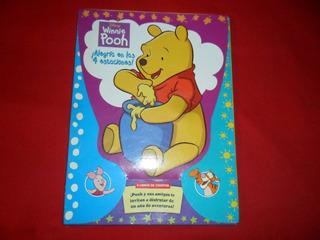 Winnie Pooh - Alegria En Las 4 Estaciones - 4 Libros