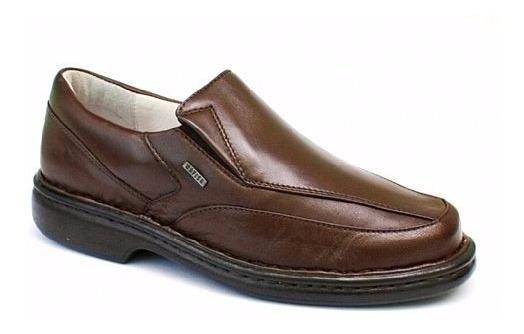 Sapato Antistress Linha Conforto Médico Dentista Enfermeiro