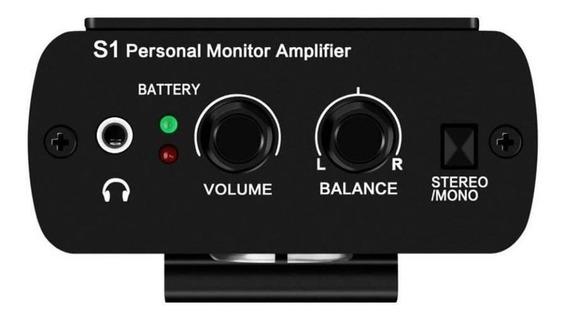 Monitoreo Personal Monitor Para Auriculares Anleon S1