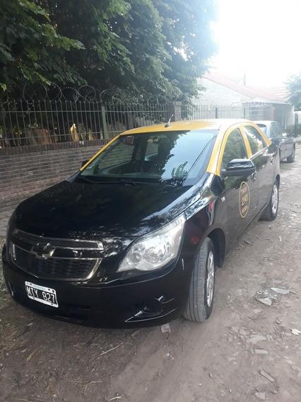 Taxi Con Licencia Chevrolet Cobalt 1.8 Lt Mt