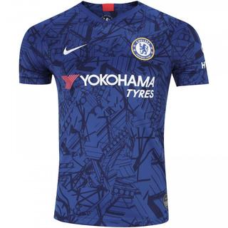 Camisa Chelsea Uniforme 2019-20 Novo ( Pronta Entrega )