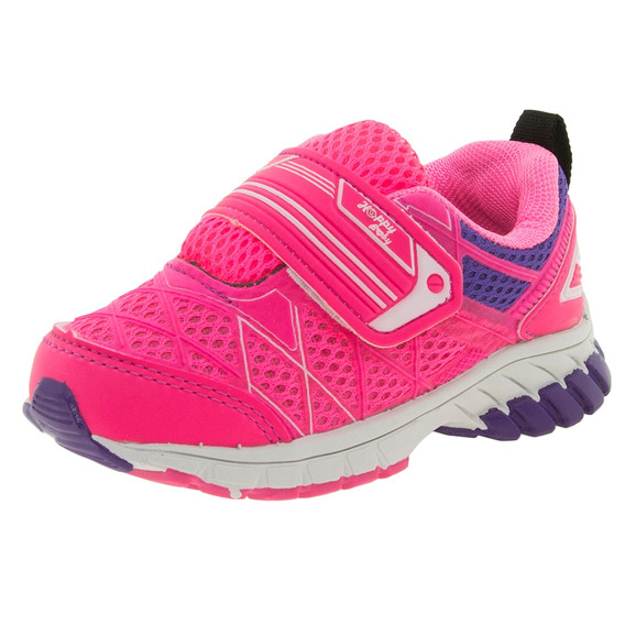 Tênis Infantil Feminino Pink Happy Baby - B022