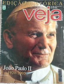 Revista Veja - Edição Histórica - João Paulo Ii