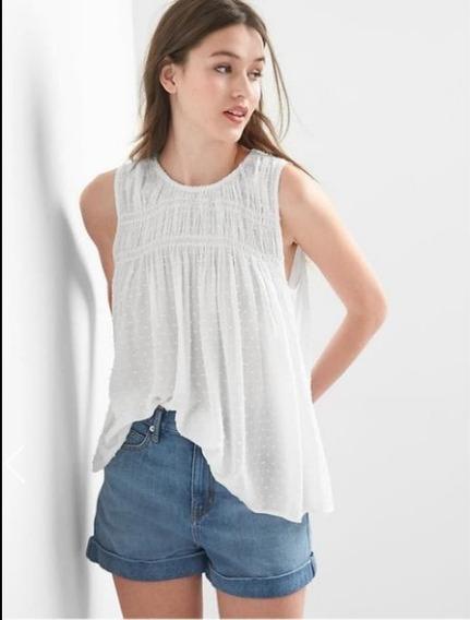 Camisa Musculosa Plumeti Rapsodia Gap