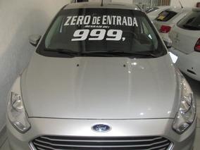 Ford Ka 1.5 Se Flex Zero De Entrada + 60 X 999,00 Fixas
