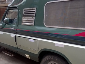 Camioneta Campers Ford F-100