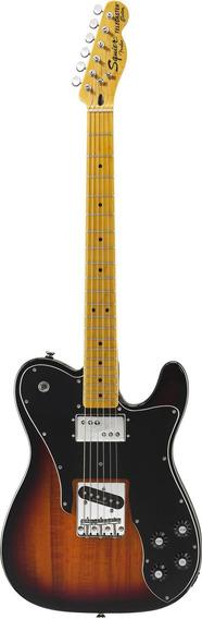 Guitarra Electrica Telecaster Custom Vintage Modified Squier