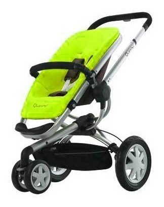 Carrinho De Bebe Quinny Buzz 3 Stroller 23 Kg 3 Rodas A11780