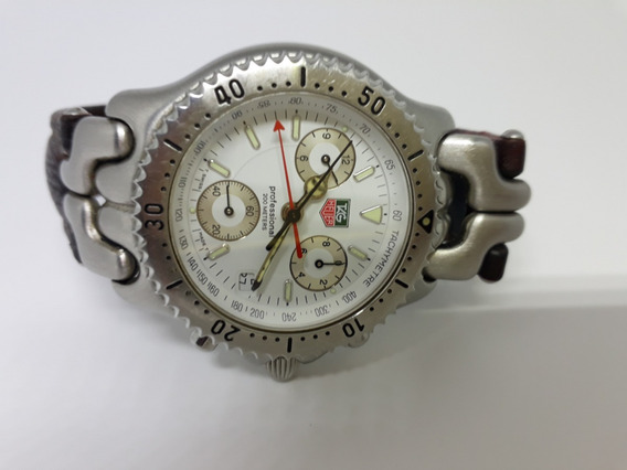 Relógio Tag Heuer Swiss Since 1860