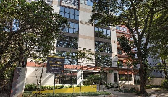 Sala À Venda No Bairro Campo Belo Em São Paulo/sp - O-4008-10853