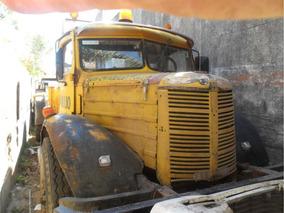 Camion Grua Auxilio Remolque Coleccion Restaurar Bedford
