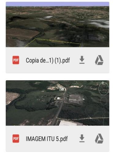 Imagem 1 de 2 de Area A Venda Em Itu - Sp - Ar00011 - 32891248