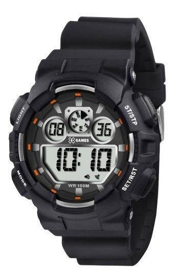 Relógio X-games Masculino Xport Preto Xmppd345-bxpx