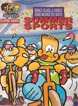 Summer Sports (playin Games Vol 2) Fabricio, Branca F