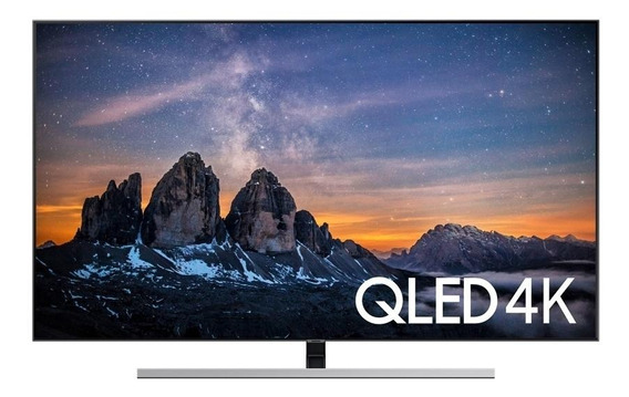 "Smart TV Samsung 4K 55"" QN55Q80RAGXZD"