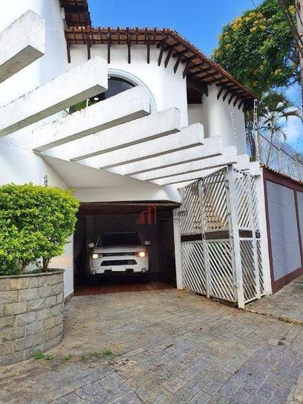 Casa À Venda, 320 M² Por R$ 1.500.000,00 - Parque Cruzeiro Do Sul - São Paulo/sp - Ca0569