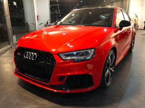 Audi Rs3 Sportback 400cv 0km Entrega Inmediata!! Sport Cars