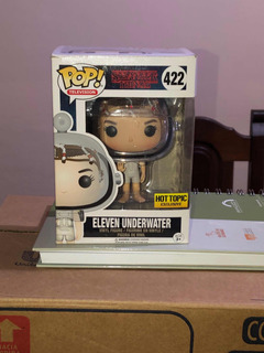 Funko Pop Eleven Underwater Stranger Things Tv Serie Netflix