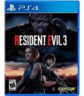 Resident Evil 3 | Ps4 | Primario