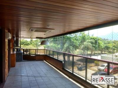 Apartamento Com 3 Dormitórios Para Alugar, 250 M² Por R$ 9.000/mês - Barra Da Tijuca - Rio De Janeiro/rj - Ap1331