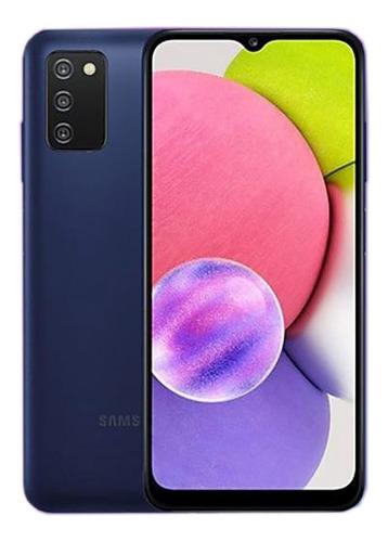 Imagen 1 de 2 de Celular Samsung Galaxy A03s 64gb Ram 4gb Blue + Regalo